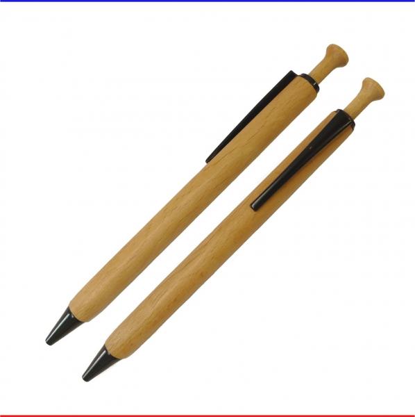 kugelschreiber aus holz f r ein pers nliches geschenk gravur geschenke kaufen im online shop. Black Bedroom Furniture Sets. Home Design Ideas