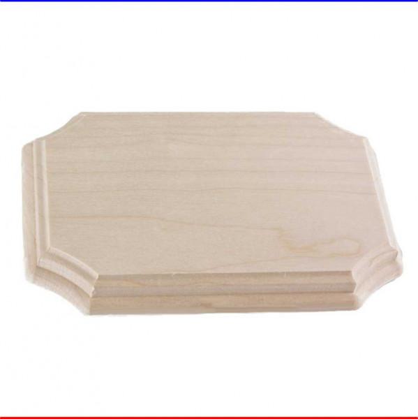 Holz Türschild 15x10 Rechteck
