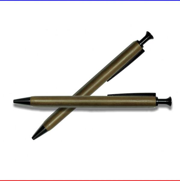 Kugelschreiber Holz Nussbaum