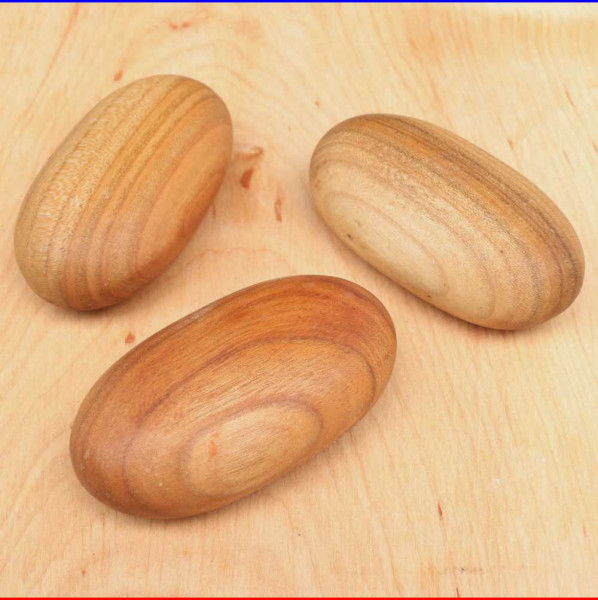 Handschmeichler Holz Oval