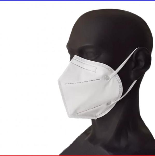Mund-Nasen Schutzmaske FFP2 KN95 10 Stück
