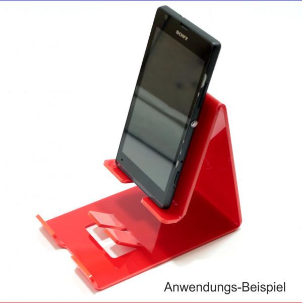 Smartphone Halter rot PRO-GRAVO