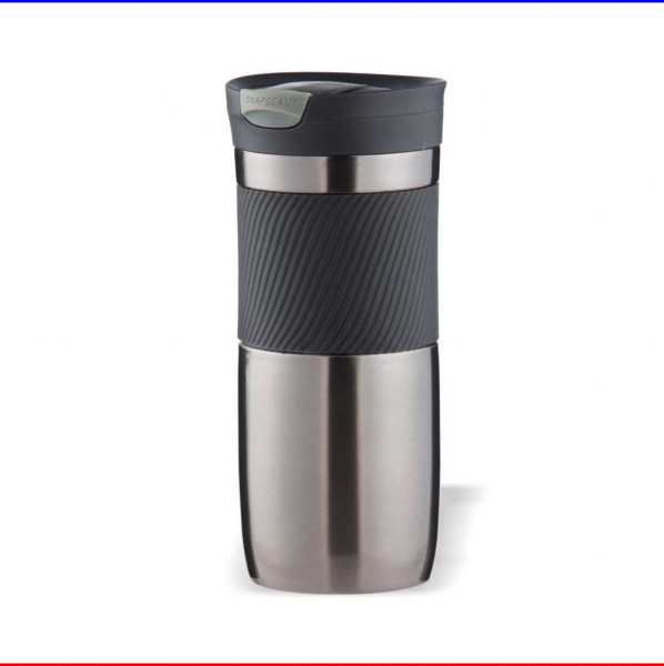 "Contigo ""Byron"" Thermobecher 470ml Gunmetal"