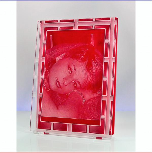 Fotoaufsteller Acryl München 10x15